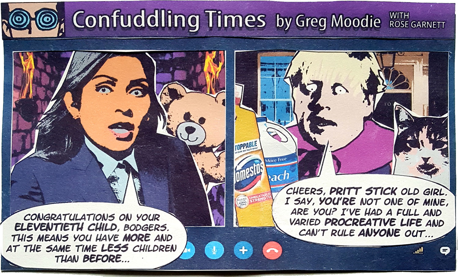 Confuddling Times