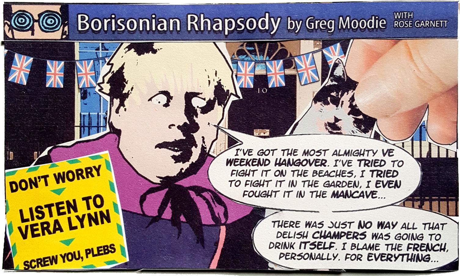 Borisonian Rhapsody