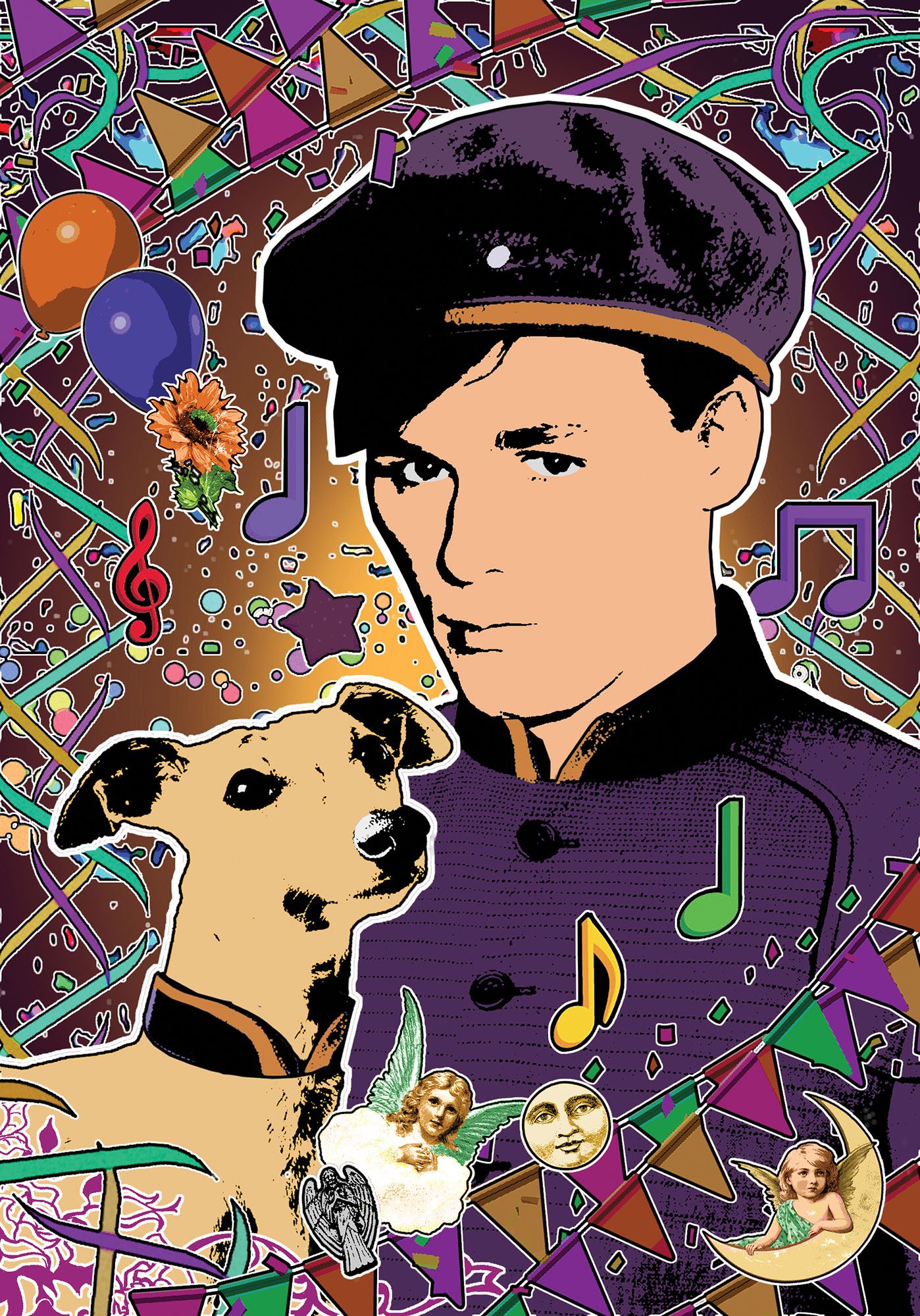 Portrait of Billy Mackenzie