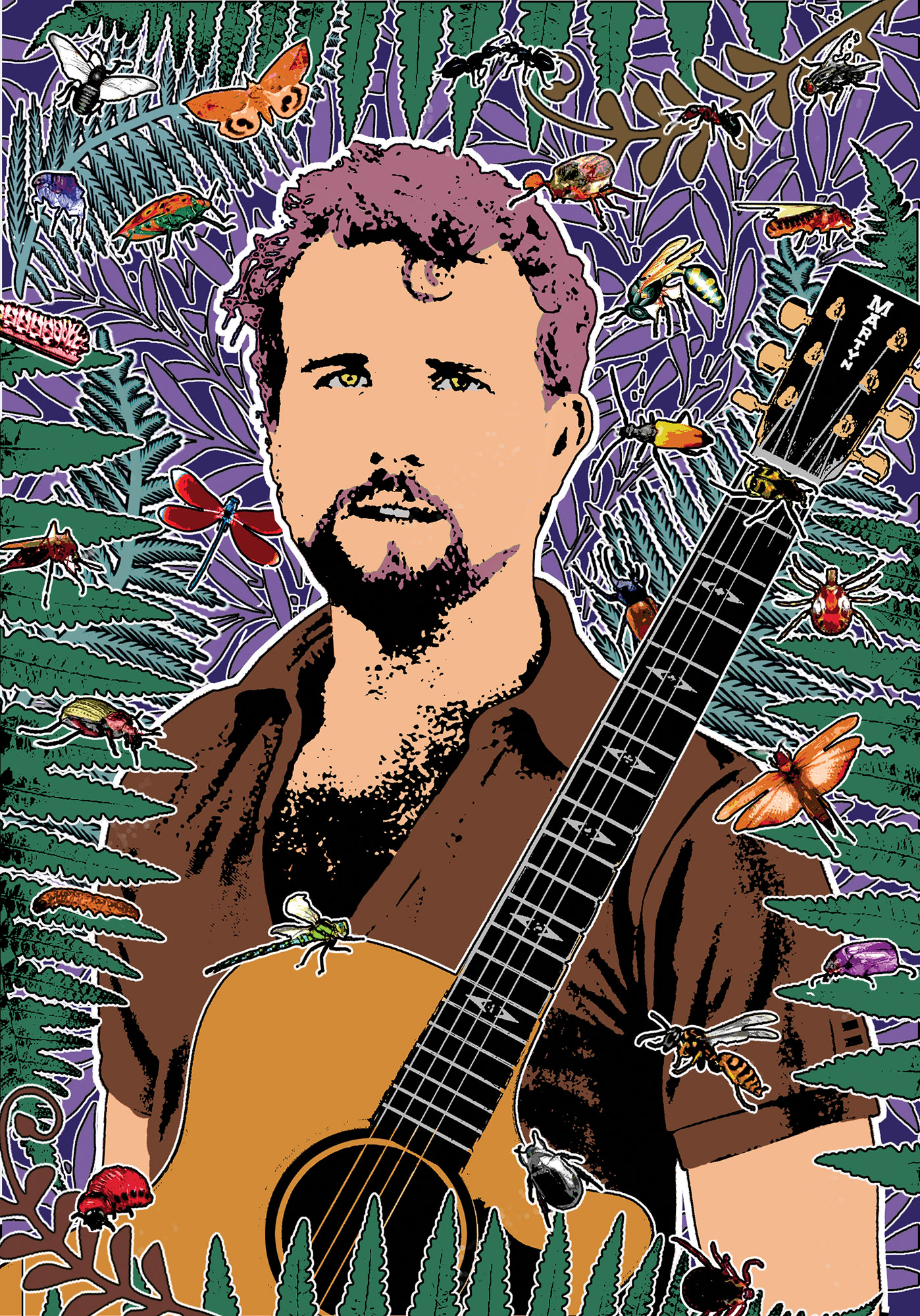 Portrait of John Martyn