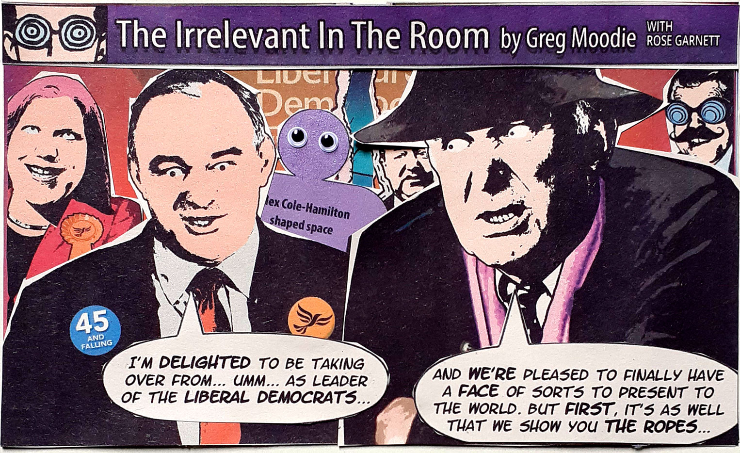 The Irrelevant In The Room