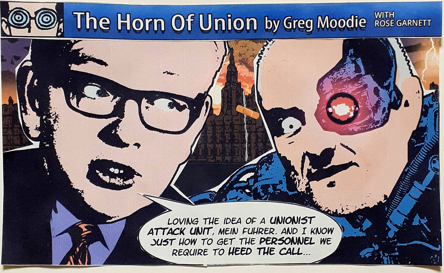 The Horn Of Union