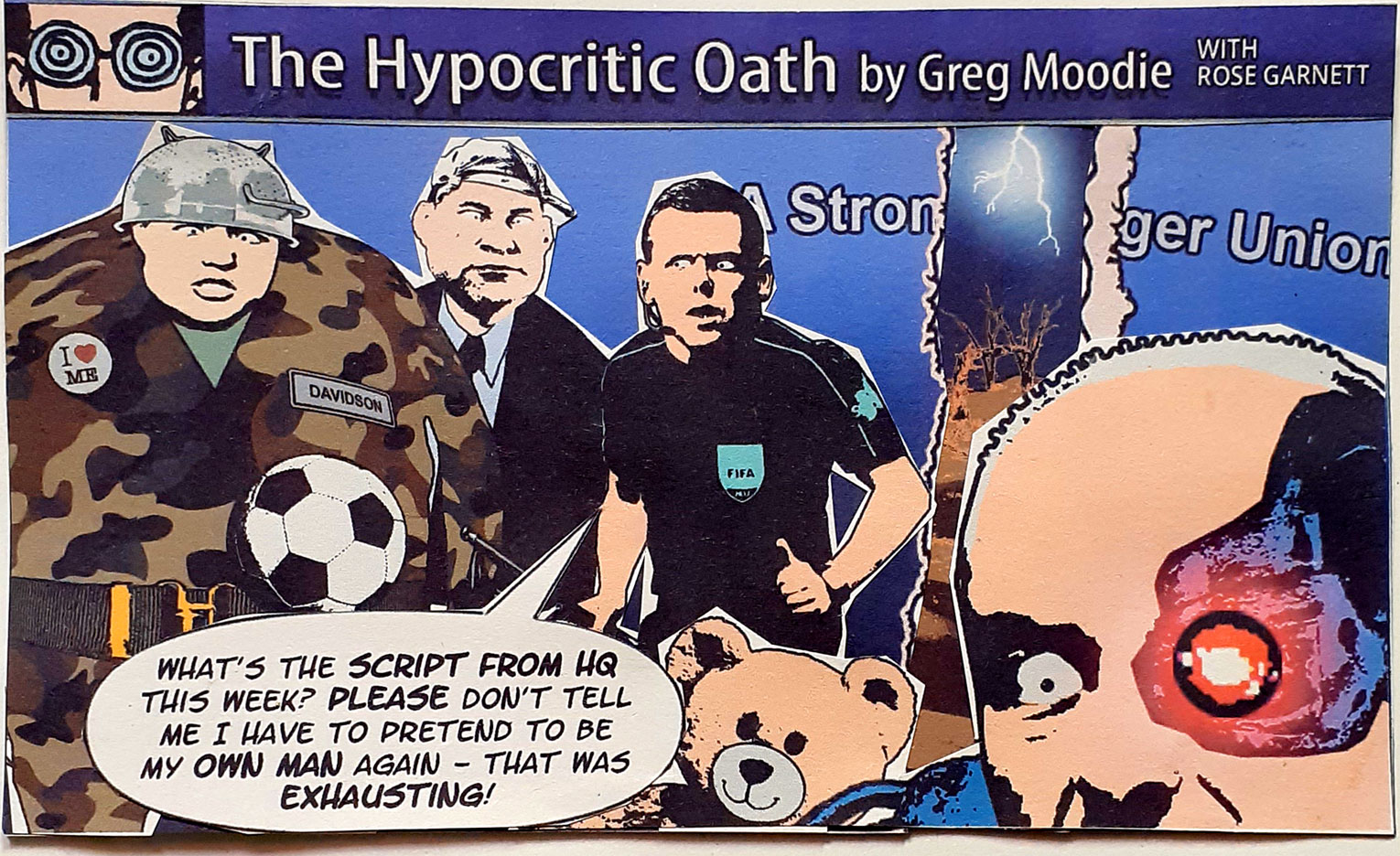 The Hypocritic Oath