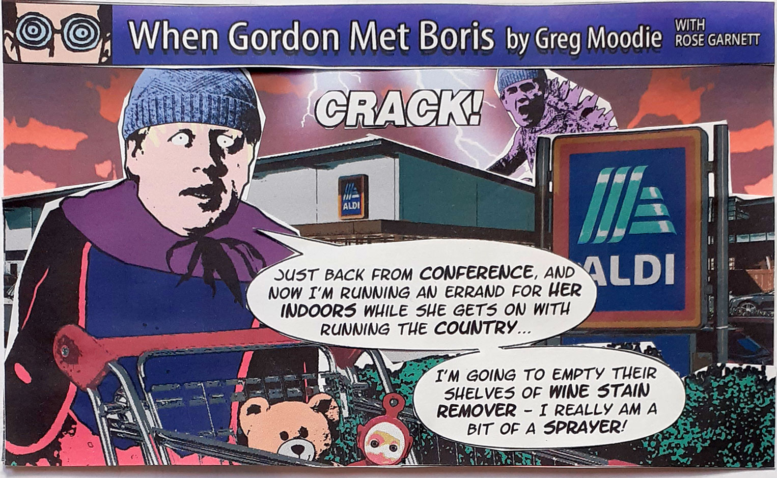 When Gordon Met Boris