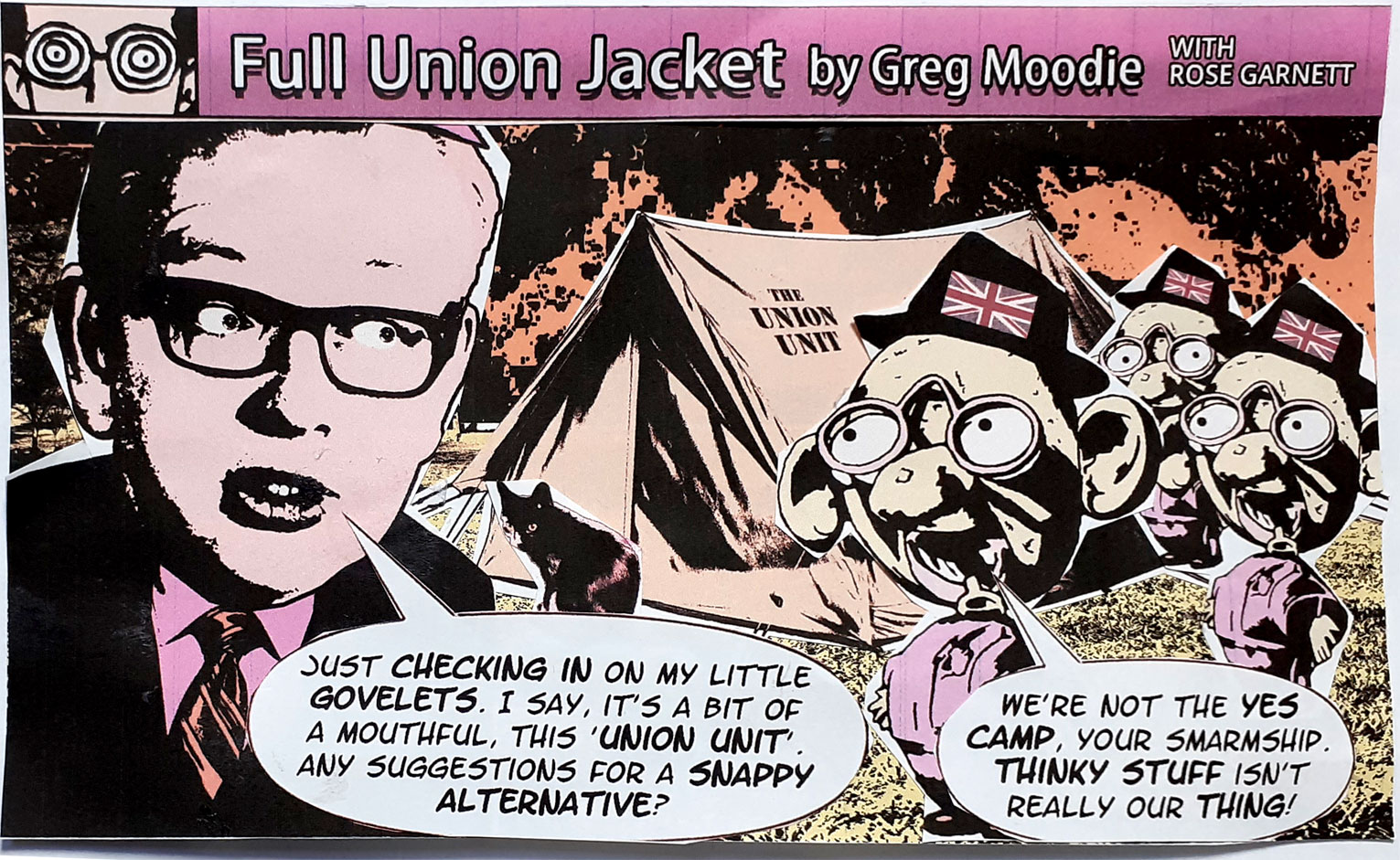 Full Union Jacket