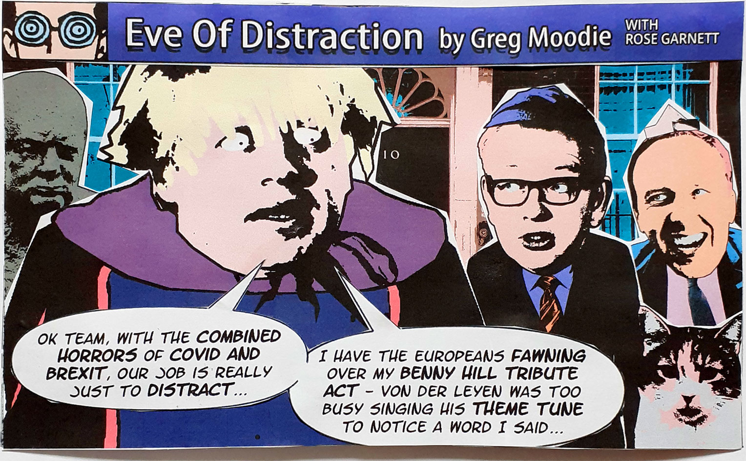 Eve Of Distraction