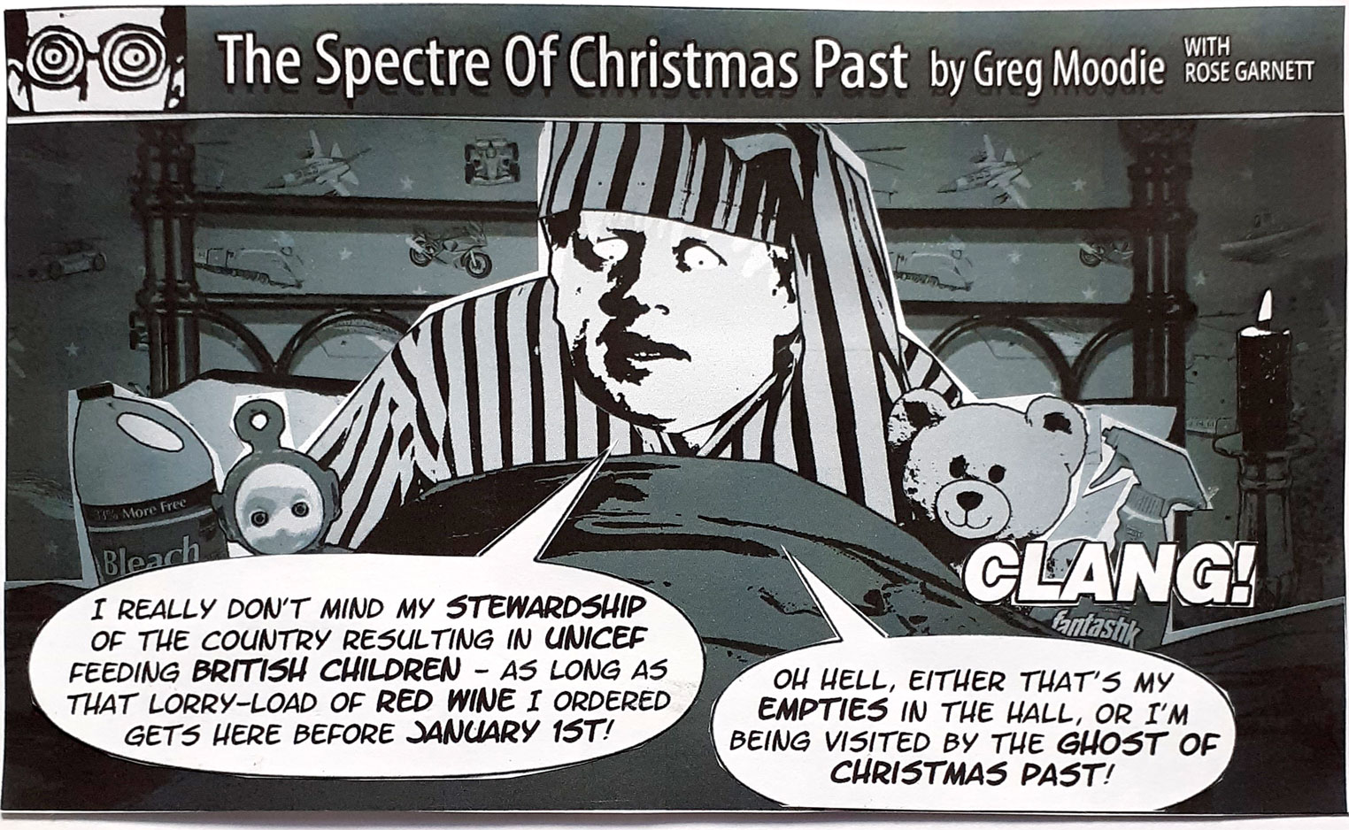 The Spectre Of Christmas Past