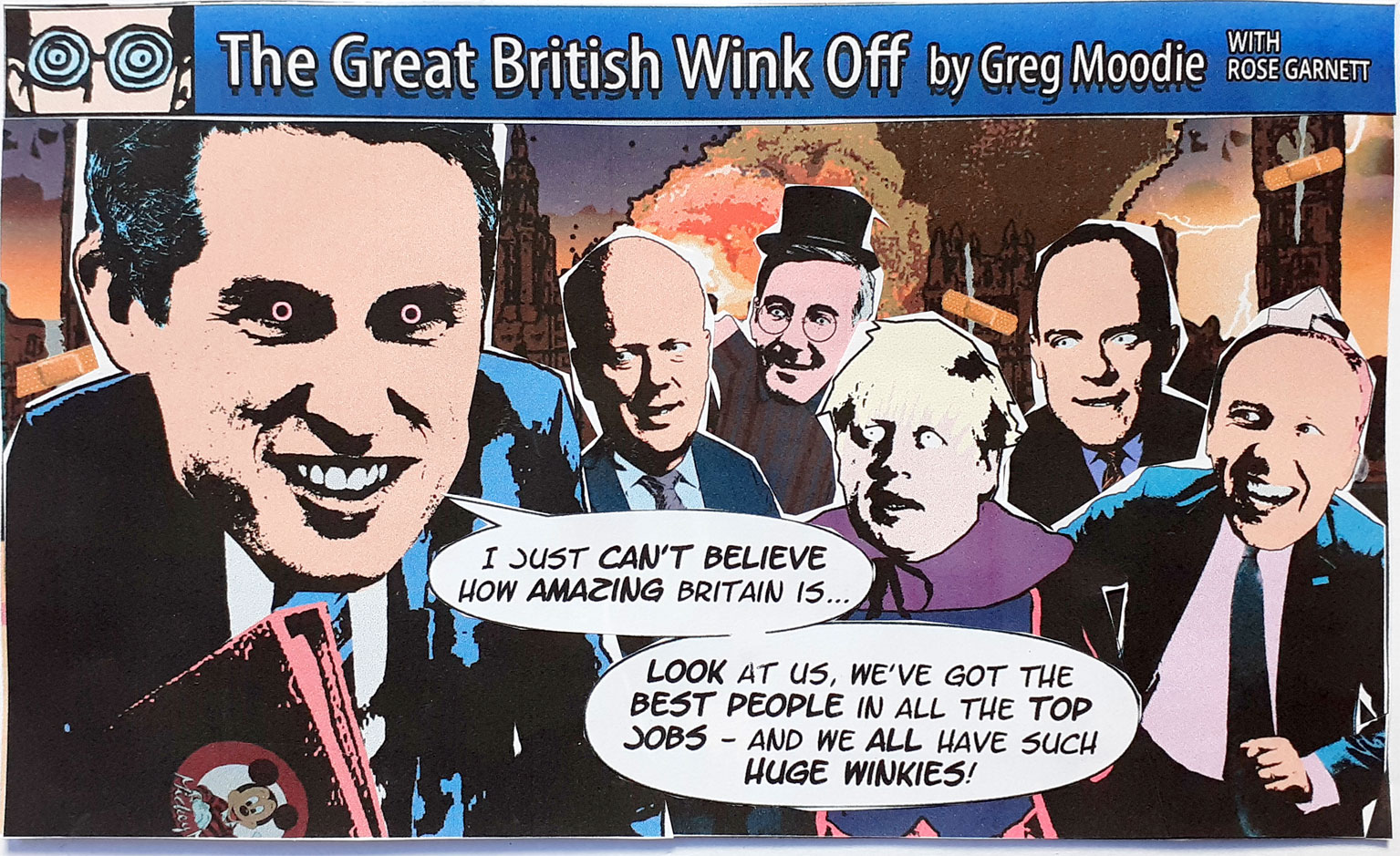 The Great British Wink Off