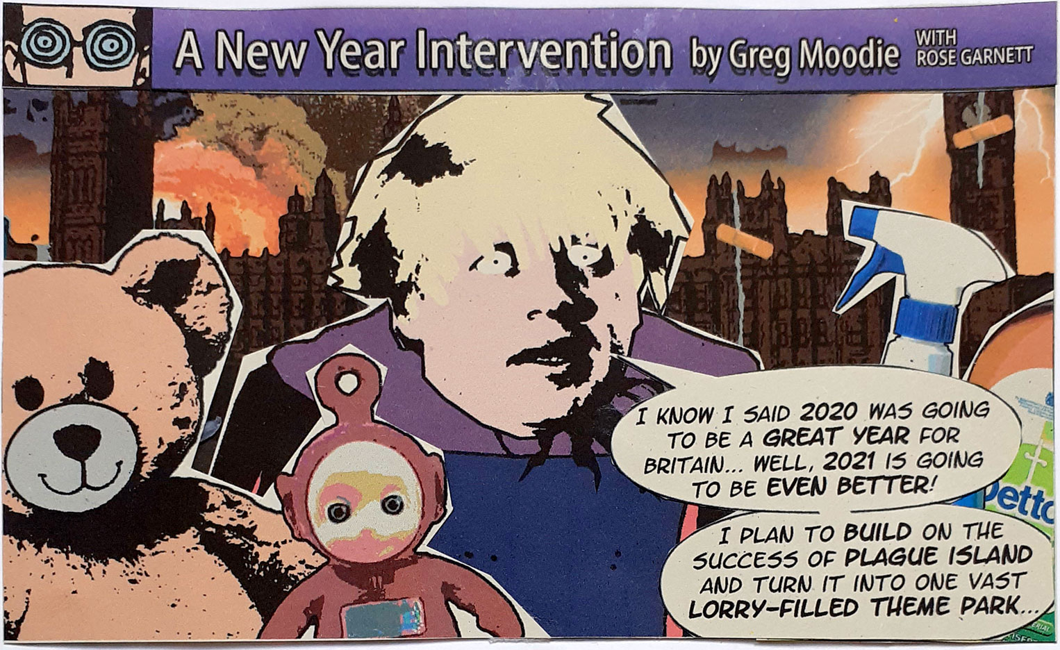 A New Year Intervention