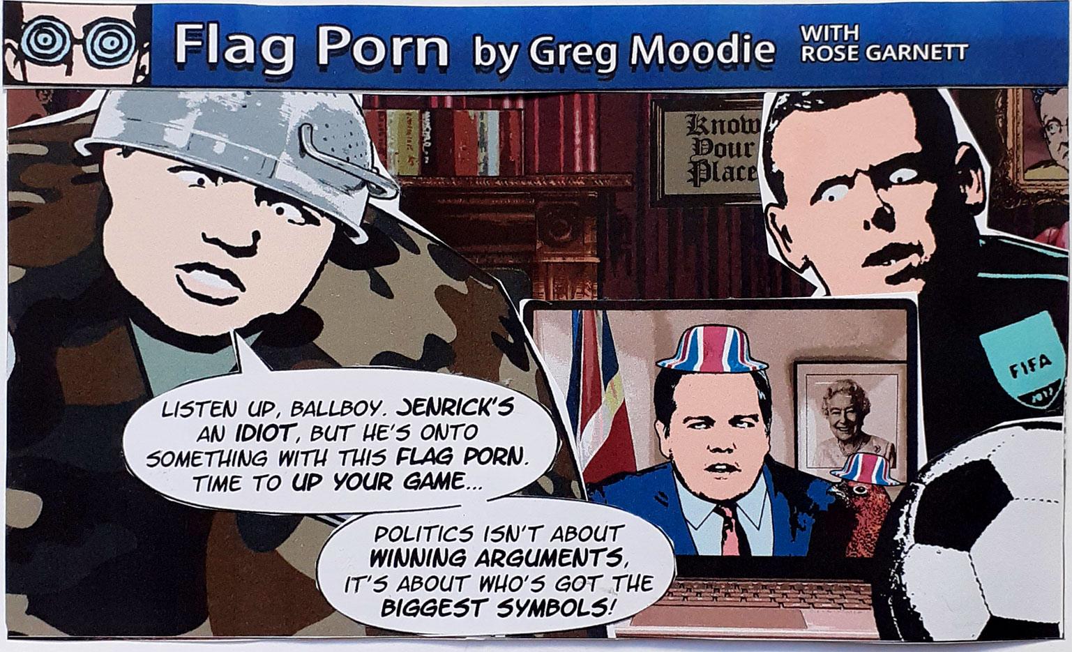 Flag Porn