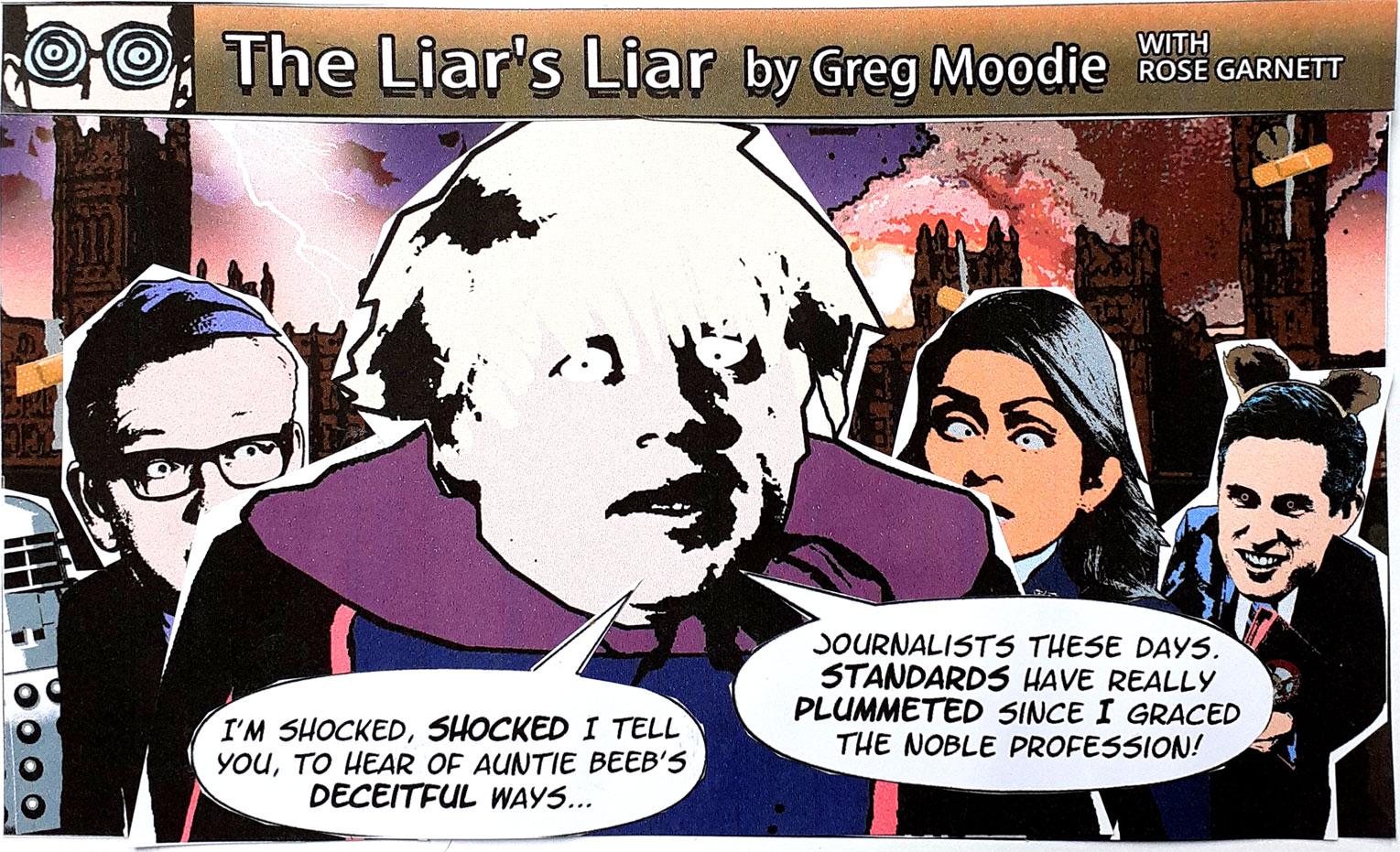 The Liar's Liar
