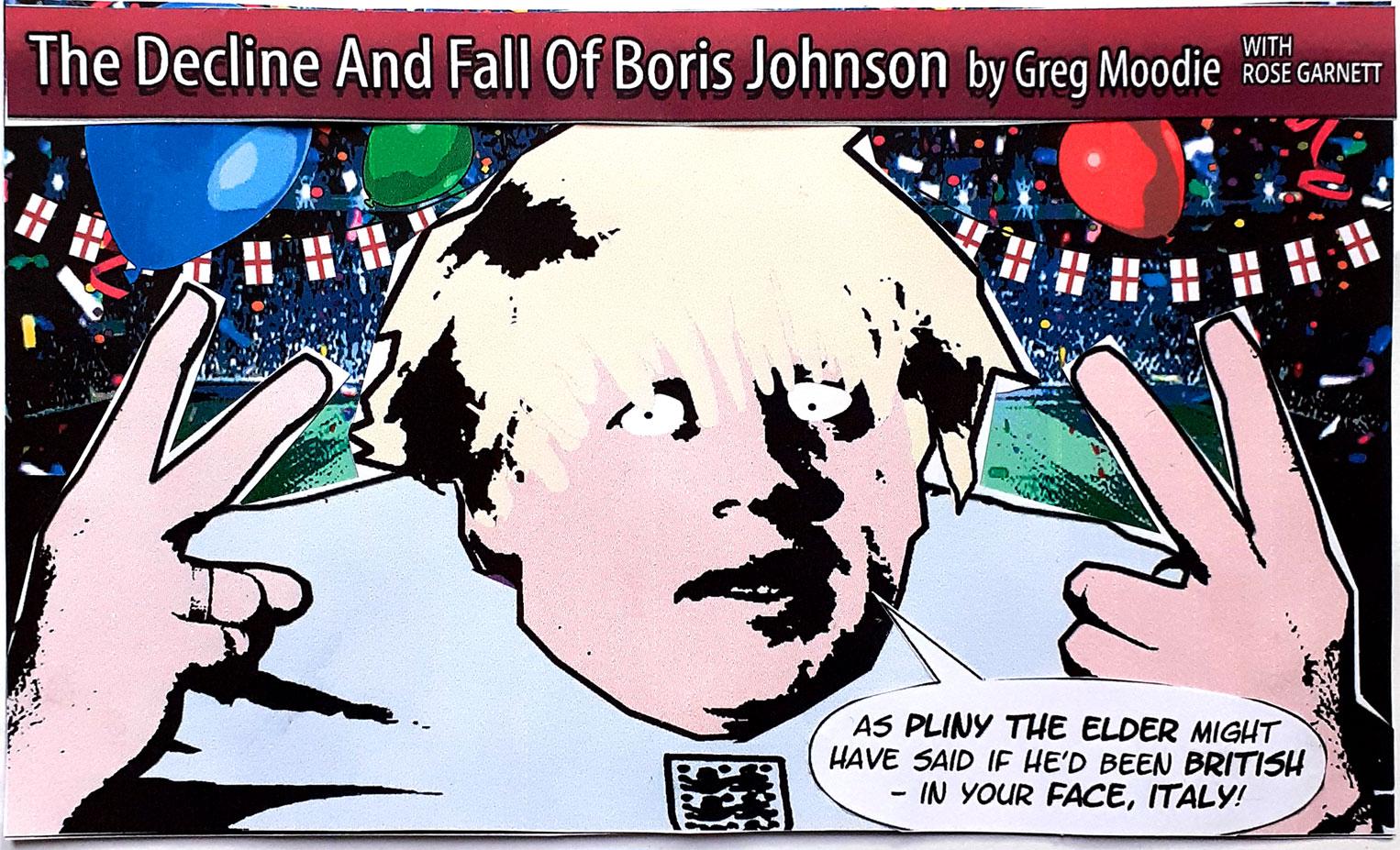 The Decline And Fall Of Boris Johnson
