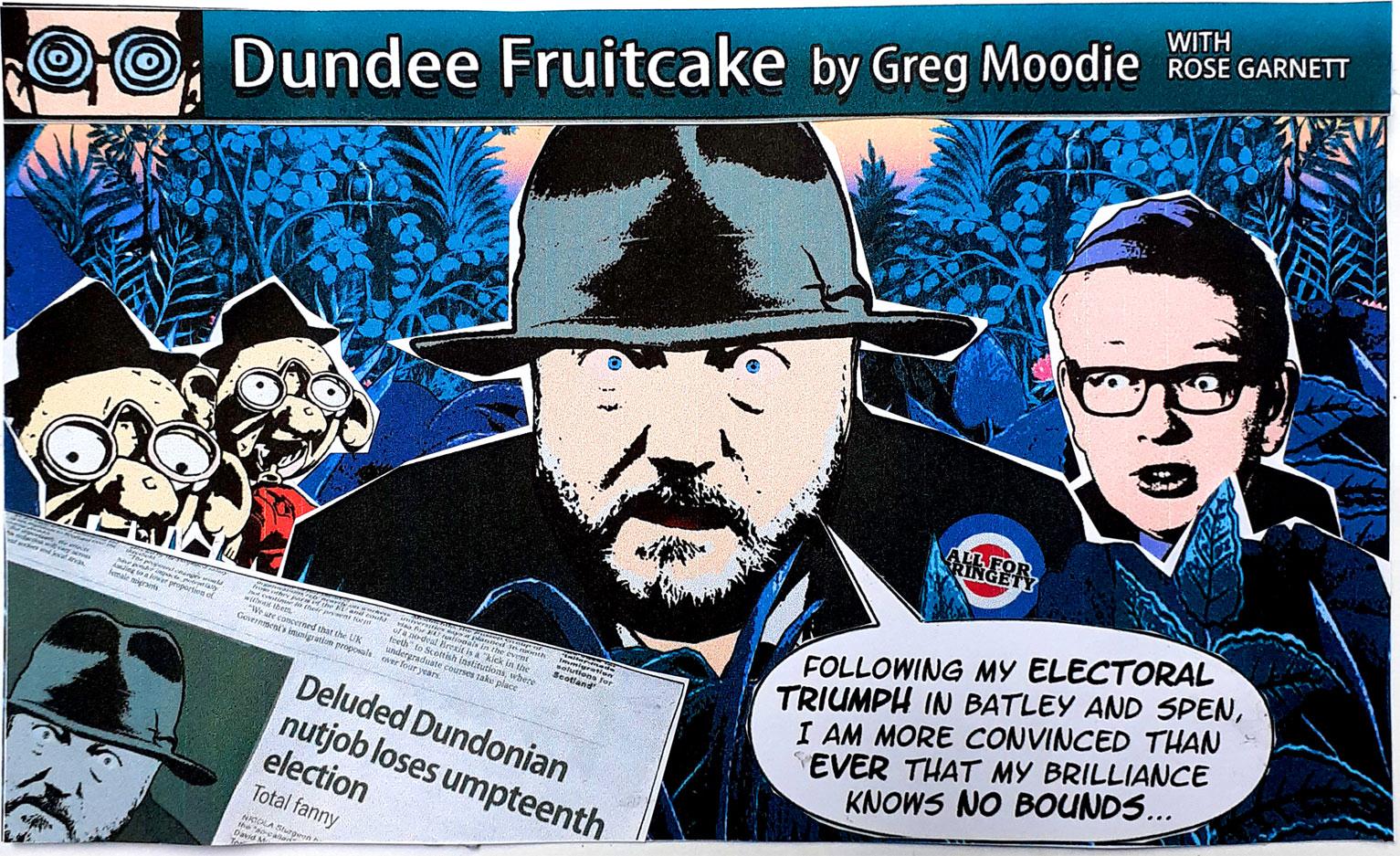 Dundee Fruitcake
