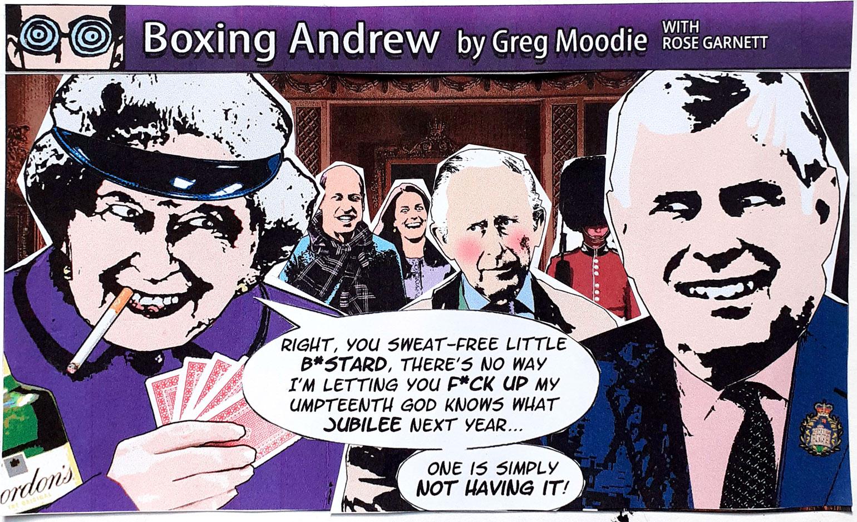 Boxing Andrew