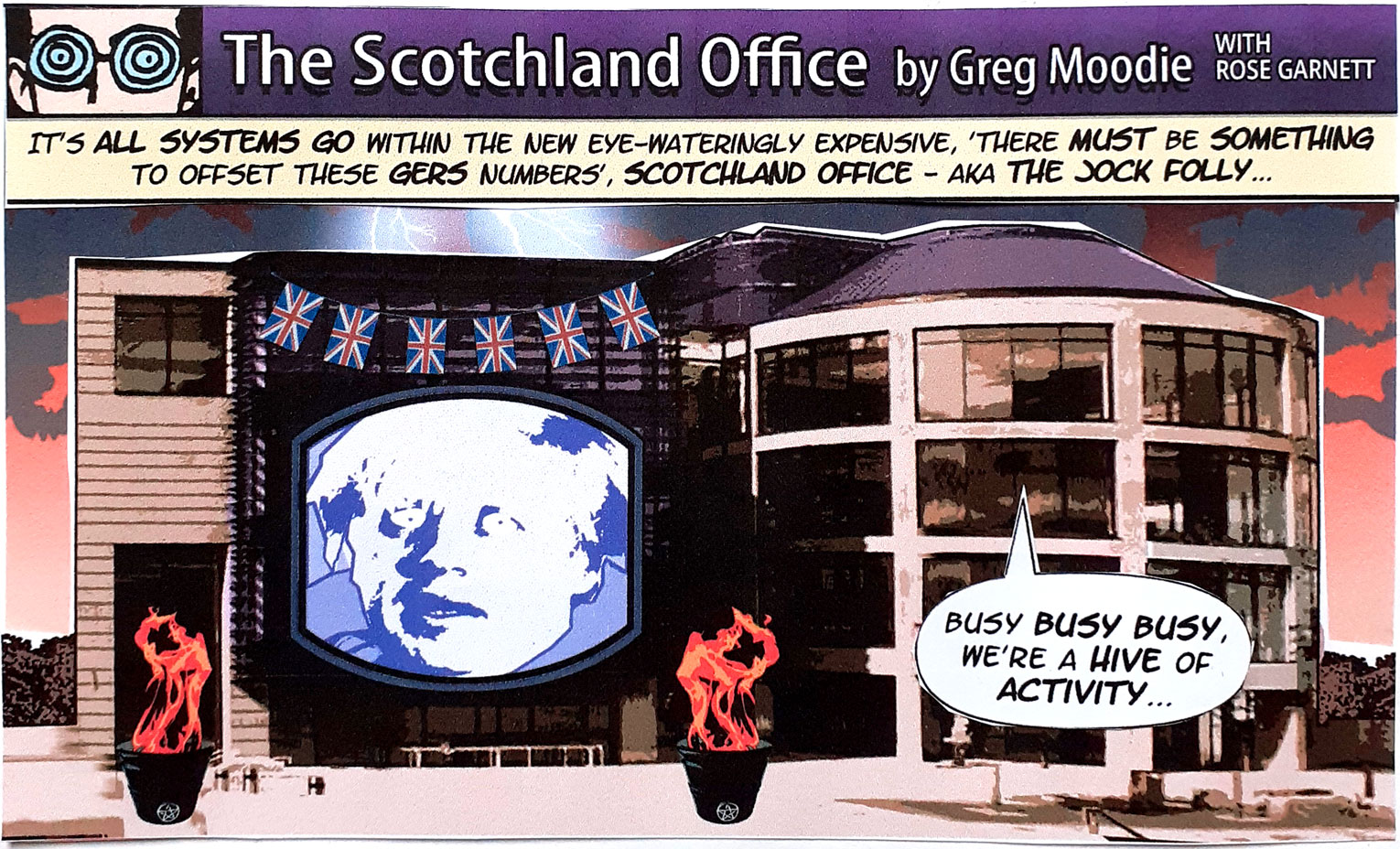 The Scotchland Office