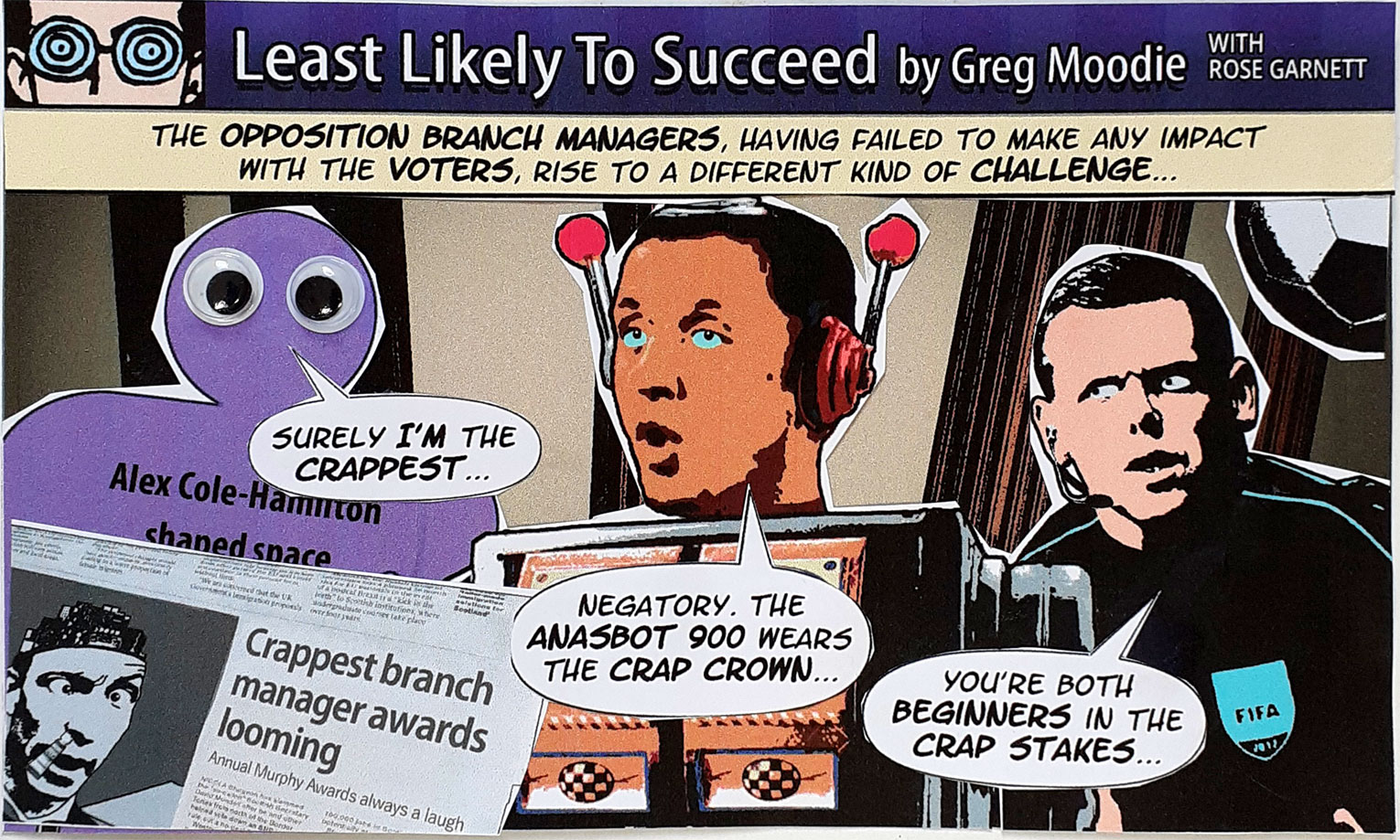 Least Likely To Succeed