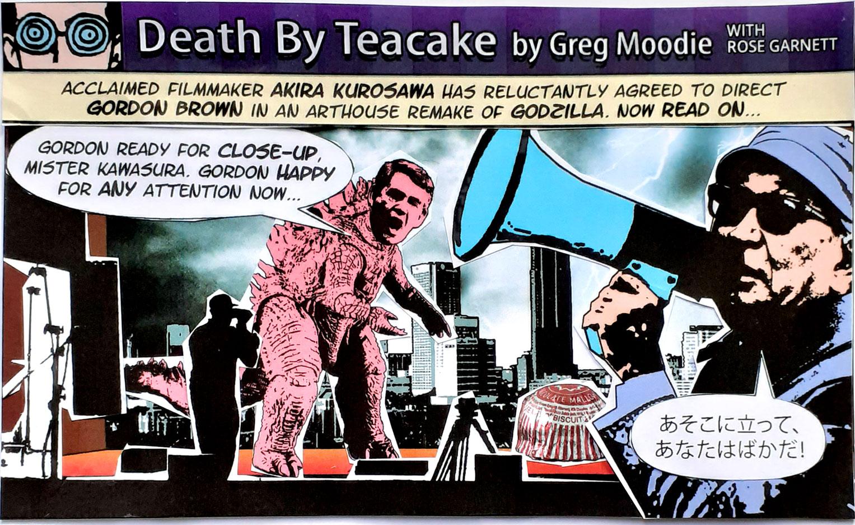 Death By Teacake