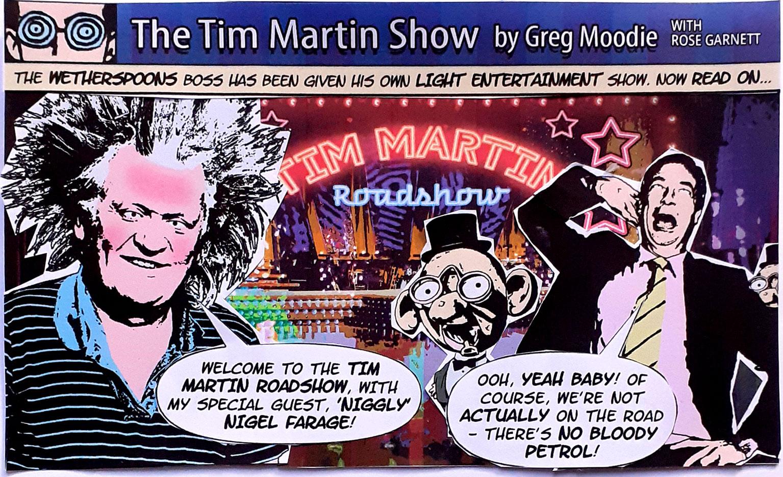 The Tim Martin Show