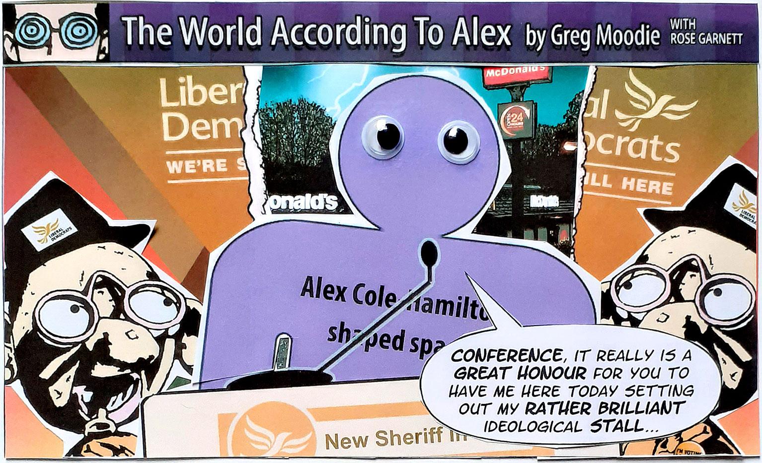 The World According To Alex